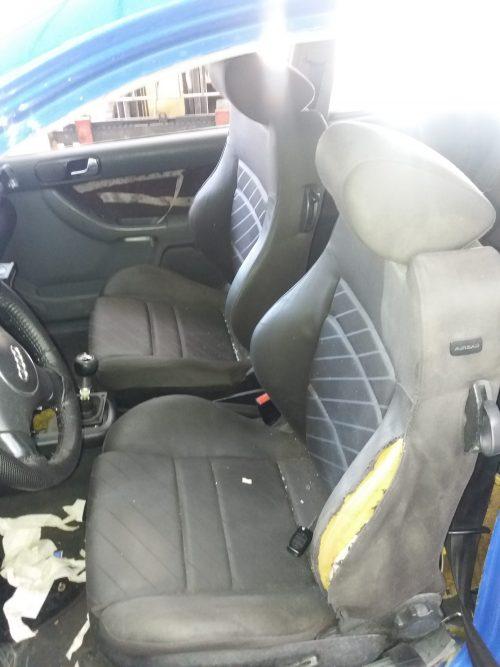 Asientos – Audi A3 2001