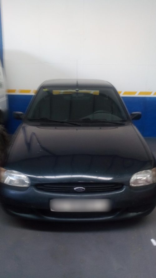 Carroceria frontal – Ford escort_orion