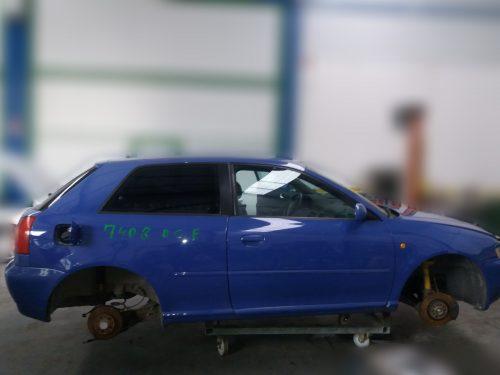 Carroceria lateral derecha- Audi A3 1998