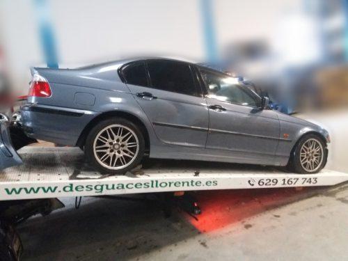 Carroceria lateral derecho – BMW 320D
