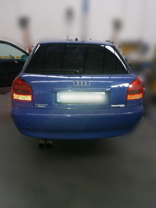 Carroceria trasera – Audi A3 1998