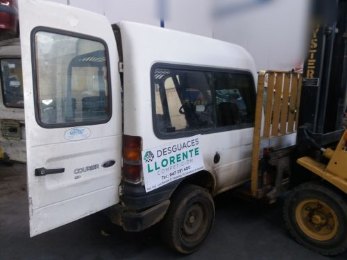 Carroceria trasera – Ford Courier