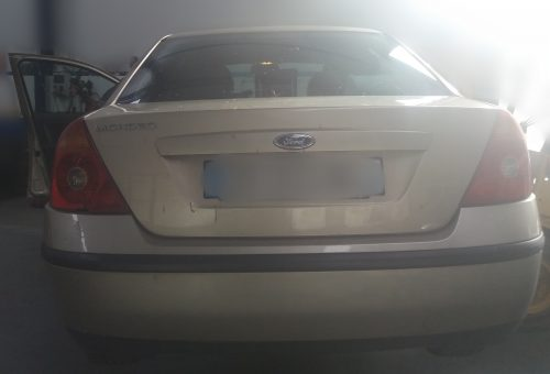 Carroceria trasera – Ford Mondeo III