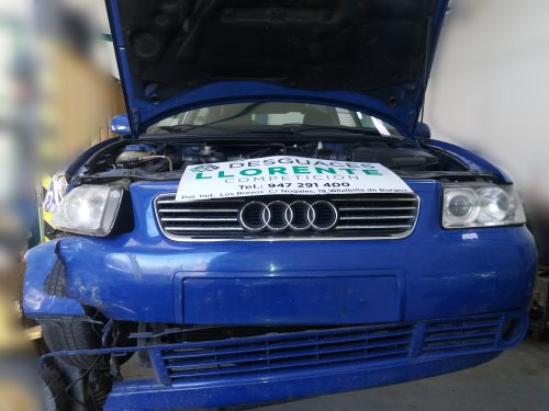 Frontal – Audi A3 2001