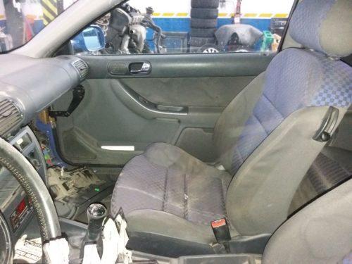 Interior – Audi A 3 – !998