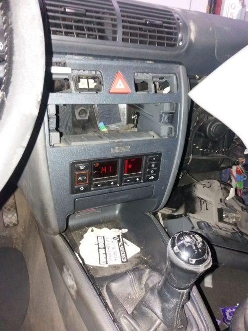 Interior – Audi A3 1998