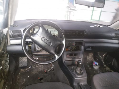 Interior – Audi A4