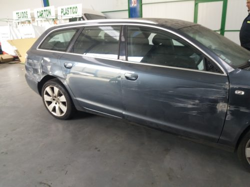 Lateral derecho – Audi A6