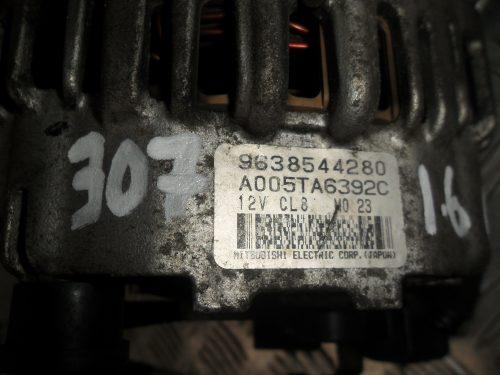 Alternador – 307 – A005TA6392C – 9638544280 (3)