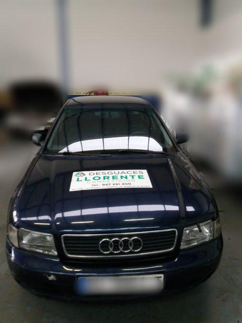 Carroceria frontal – Audi A4
