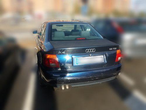 Carroceria trasera – Audi A4