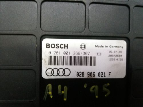 Centralita motor uce – Audi A4 – 0281001366367 – 0289060210F(1)