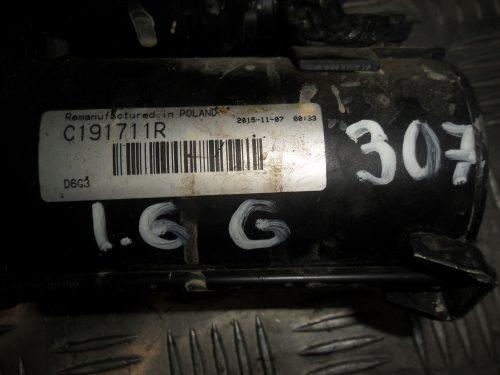 Motor arranque – 307 – C191711R (1)