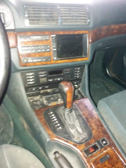 Salpicadero – BMW 525 2.5 TDS