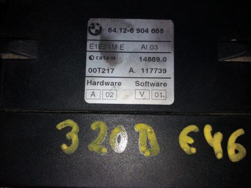 Valvula intercambio calefaccion – BMW 320D 64126904668