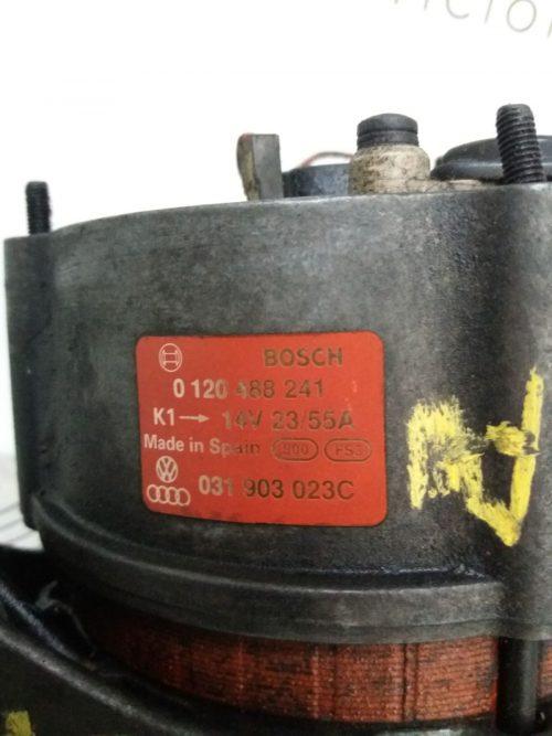 Alternador – Audi A4 – 0120488241 – 031903023C(1)
