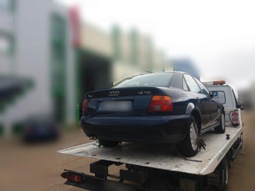 Carreoceria trasera – Audi A4