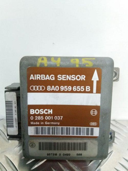 Centralita airbag – Audi A4 – 8A0959655B – 0285001037