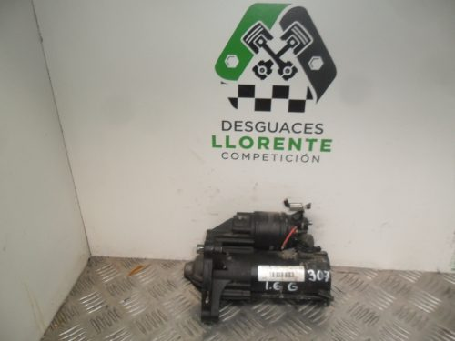 Motor arranque – 307 – C191711R (2)